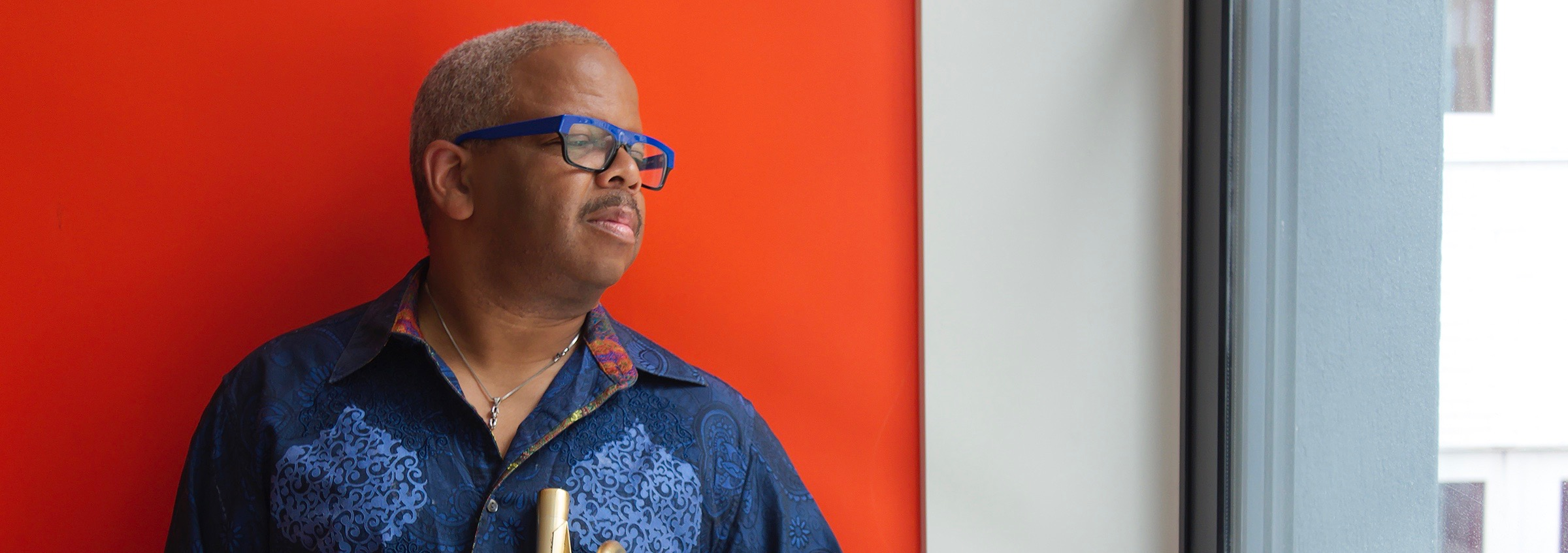 A photo of 2020 Humanist Award Winner, Terence Blanchard